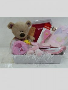 Large Baby Girl gift pack