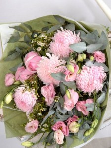 Soft and Pastel Bouquet