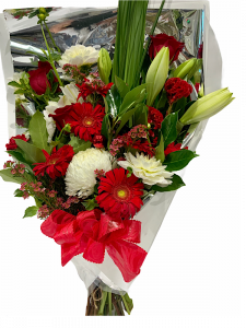 Red & White  Bouquet