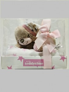 Starbright Teddy Bear Gift Pack