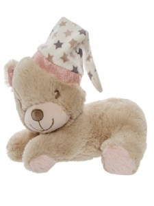 Brown Plush Teddy Bear