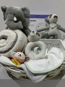 Grey Baby Gift Pack