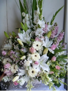 Large Blush Arrangement