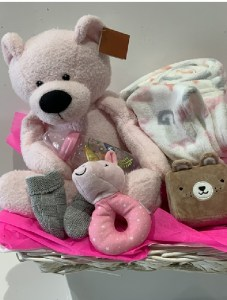 Pink Baby Gift Pack