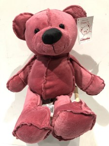 Darcy Teddy Bear